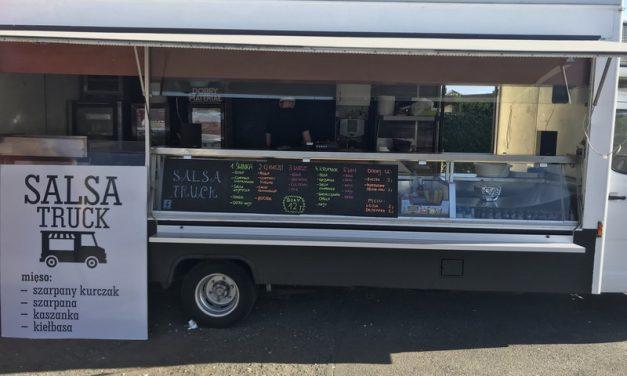 SALSA TRUCK – Nowy food truck na Bielanach Wrocławskich
